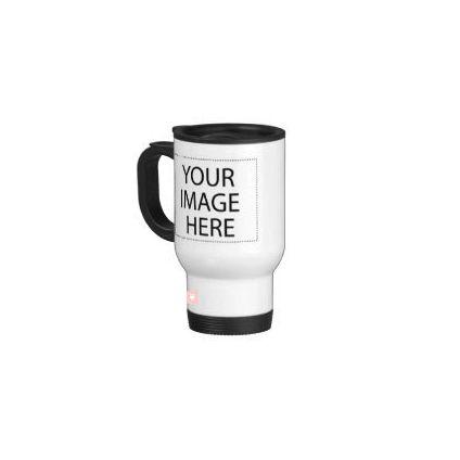 Stainless Steel Mug (Customize)
