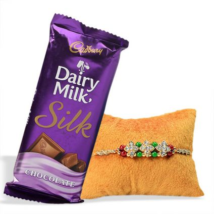 Silk NRakhi