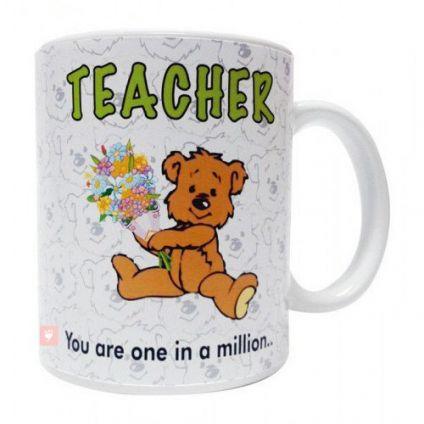 Teacher Day Printed Mug