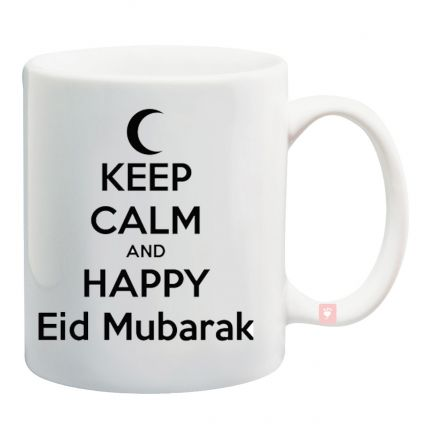 Keep calm and Eid Mubarak Mug