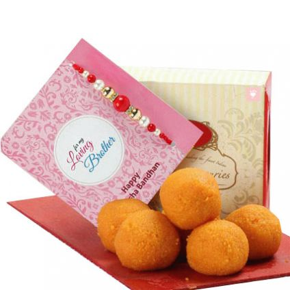 Rakhi Combo Sweets