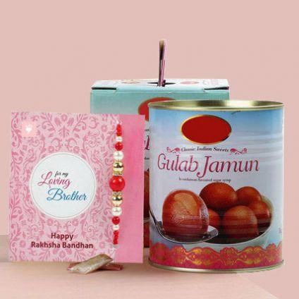 Sweetness Loaded Rakhi