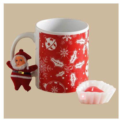 Mug With Santa