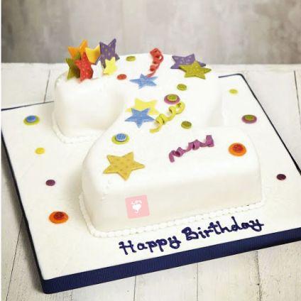 Fun Loving Cake