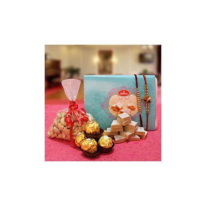 Chocolates, Dry Fruits and kaju barfi Sweets