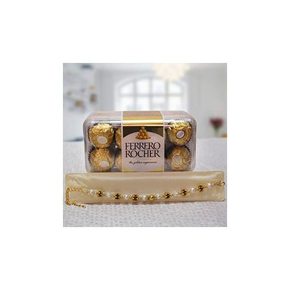 Ferrero Rocher chocolates ,1 Rakhi