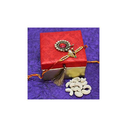 Cashews weighing 100 Gm,rakhi