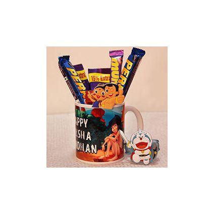 2 Perk,1 Munch,1 Mug,Kid Rakhis