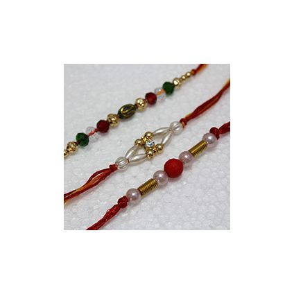 3 Most Beautiful Beaded Rakhi