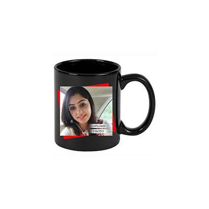 Personalised Mug with photograph & name