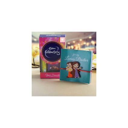Cadbury Celebrations Chocolate,rakhi