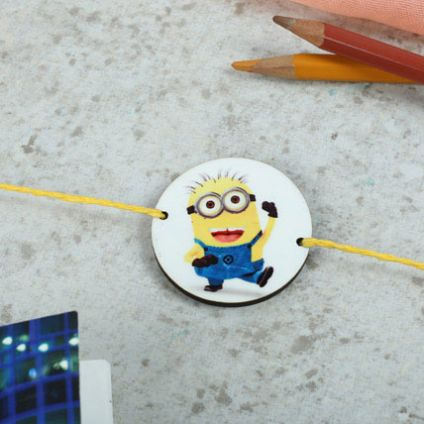 Favorite Minion Rakhi