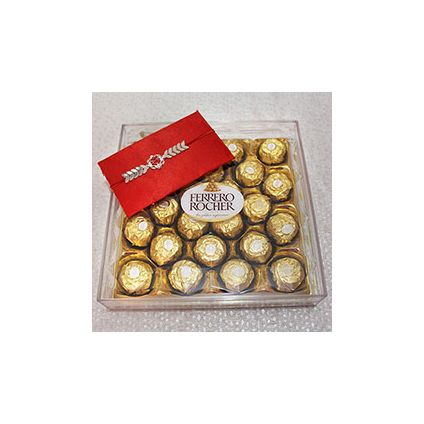 Ferrero Rocher chocolates ,Rakhi
