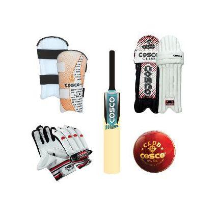 Cosco scorer cricket set
