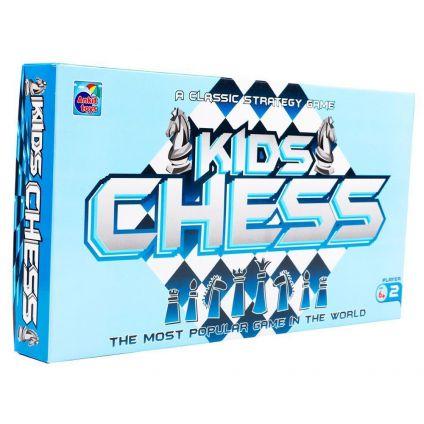 Kids chess board game