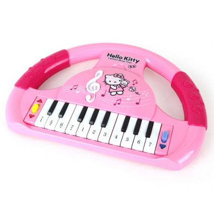 Hello Kitty Small Electric Piano