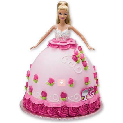 Princes Doll Cake