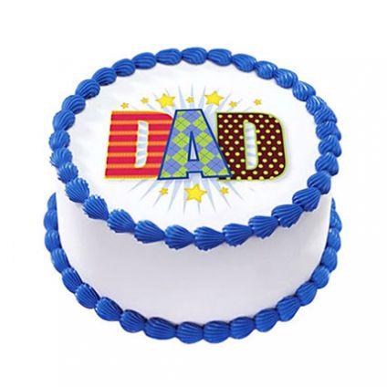 Photo Cake Fathers