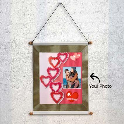 Amazing Personalized Valentine Day Scroll