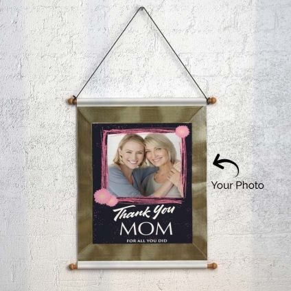 Marvelous Personalised Scroll For Mothers Day