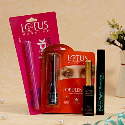 Lotus And Revlon Make Up Kit