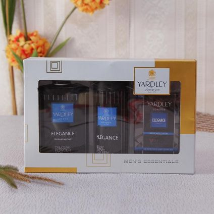 Yardley Elegance Deo Talc And Aftershave