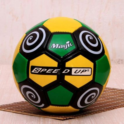 Speed Up Magic Leatherite Football