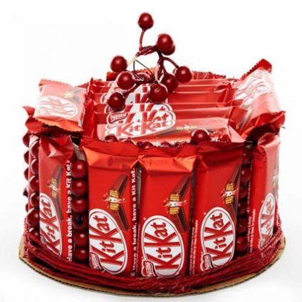 20 Kitkat chocolates