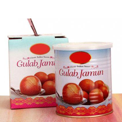 Delicious Gulab Jamun 1Kg