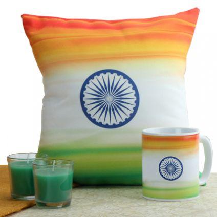 I Love India Combo