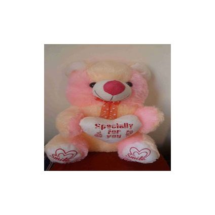 Cute Teddy bear with little heart (18 inch)