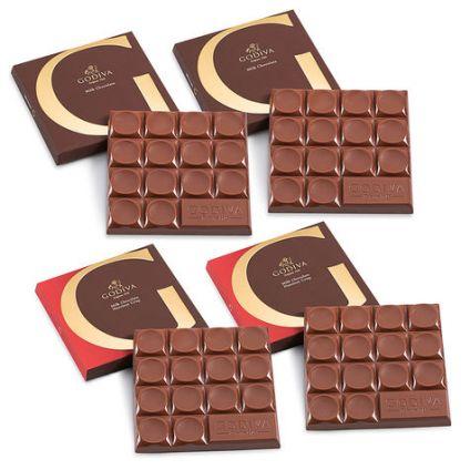 Milk Chocolate Tasting Set