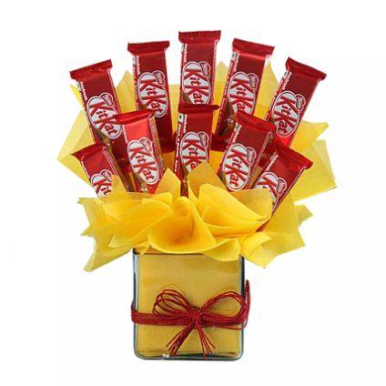 Kit-kat Chocolate Treat