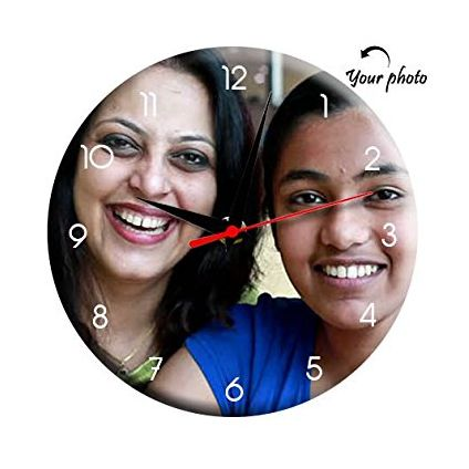 Mom In Million Special clock