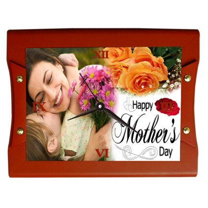 Cute Mom Wall Clock