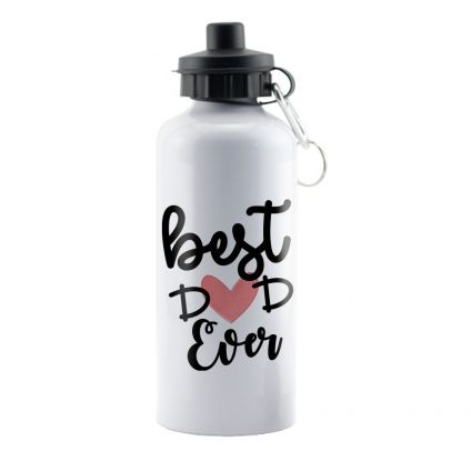 Best Dad Ever Gifts For Father's Day  600 ml Water Sipper