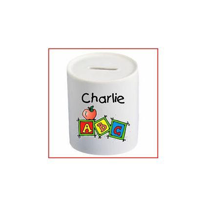 charlie Piggy Bank