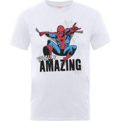 Amazing white Spiderman T-Shirt