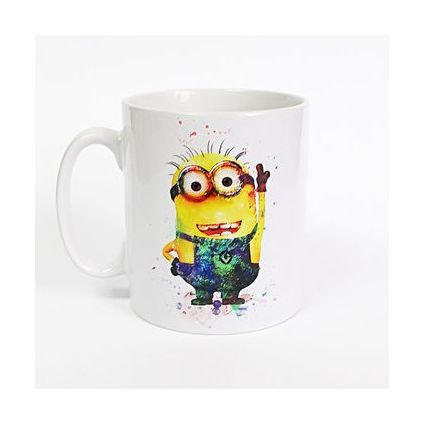Cute minion Mug