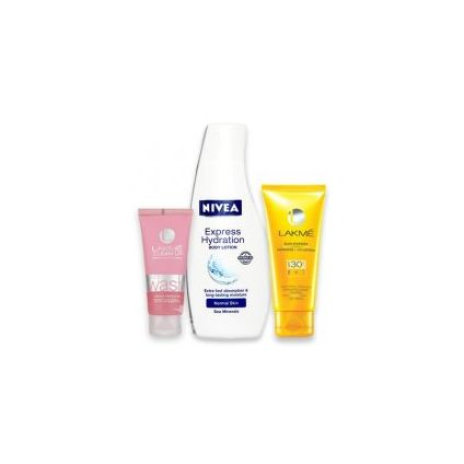 Skin Care Hamper for your sister