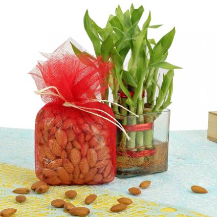 Bamboos With Almond