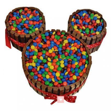 Mickey Mouse Kit Kate