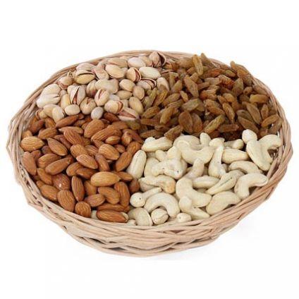 One Kg Dry Fruits Basket