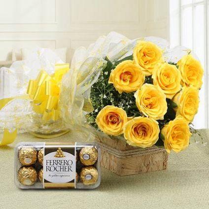 Royal yellow Retreat