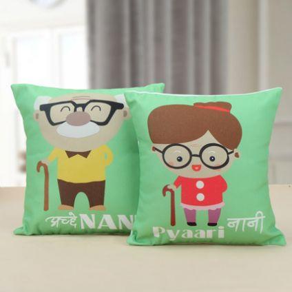Nanu Nani Cushion