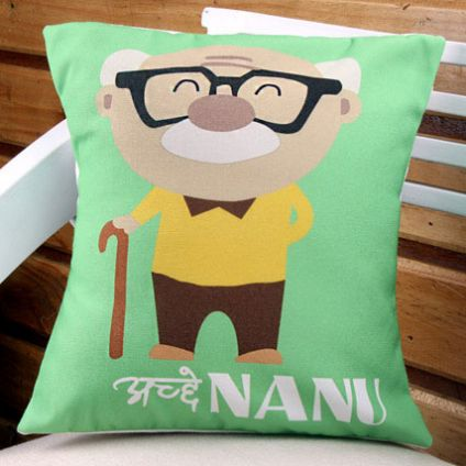 Best Nanu Cushion