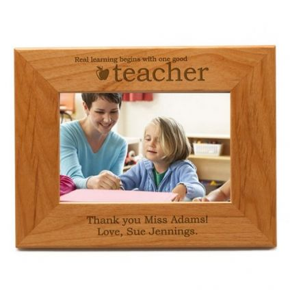 Thank You Teacher's Day Frame