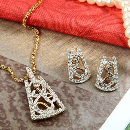 Exquisite Pendant Set