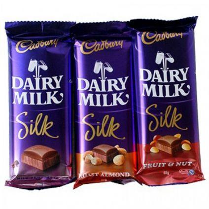 Cadbury Dairy Milk Silk