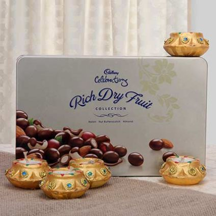 Cadbury Celebrations Rich Dry Fruit Chocolate